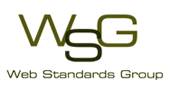 Springboard SEO is a member of the Web standards Group (WSG)