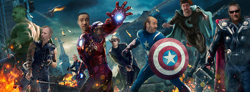 The Superheroes of SEO Webcasts
