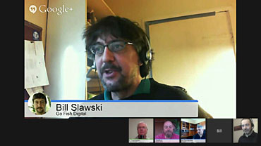 ISOOSI SEO Tuesday Chat Google+ Hangout On Air