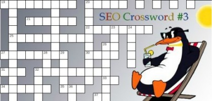 SEO crossword #3